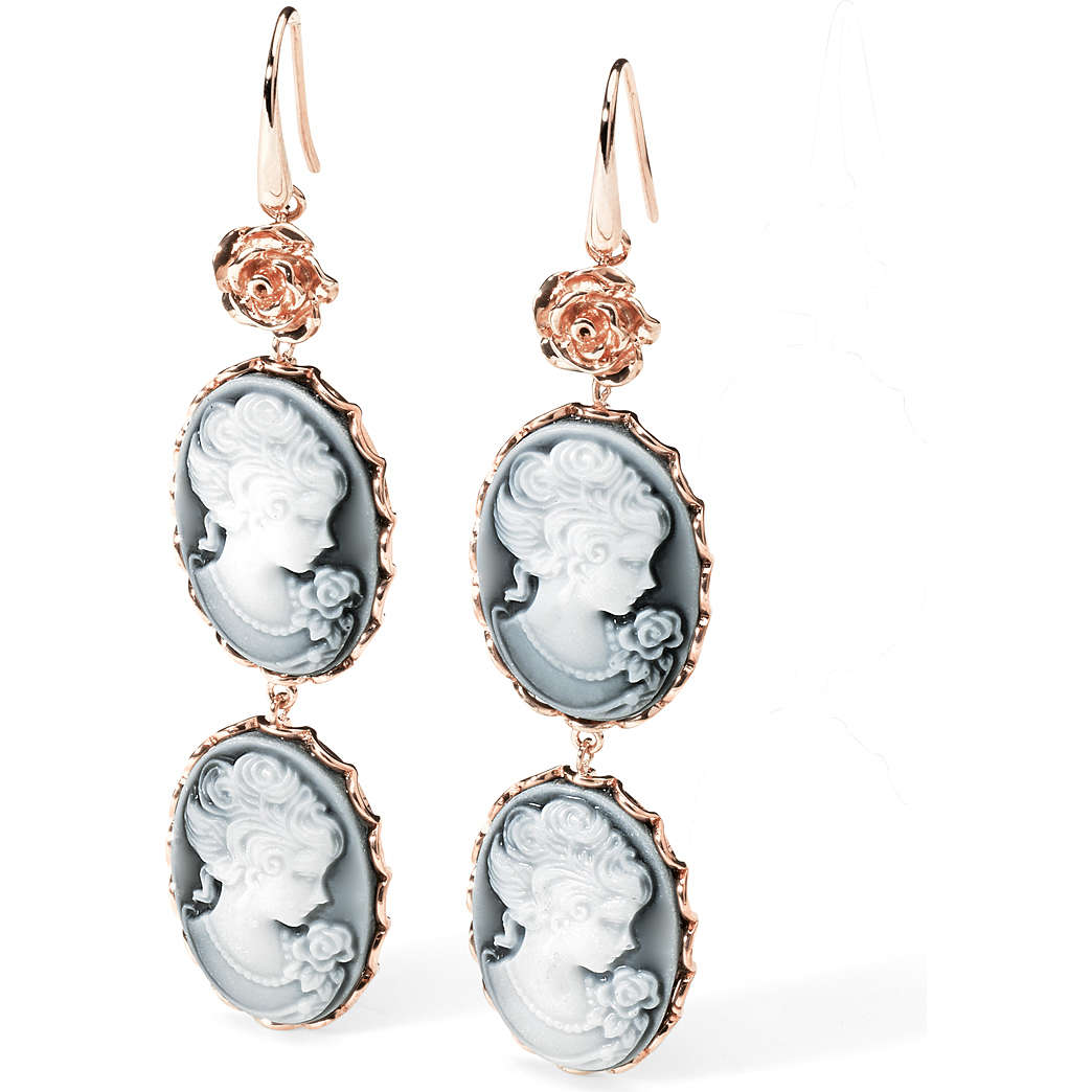 ear-rings woman jewellery Ambrosia ABO 025