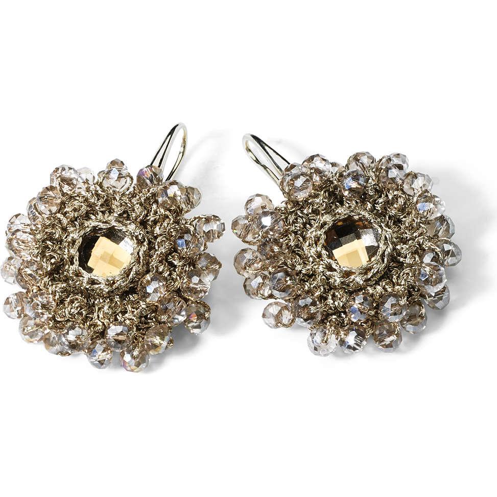 ear-rings woman jewellery Ambrosia ABO 028