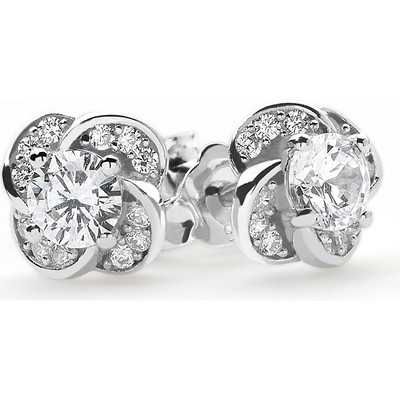 ear-rings woman jewellery Ambrosia Ambrosia Argento AAO 118