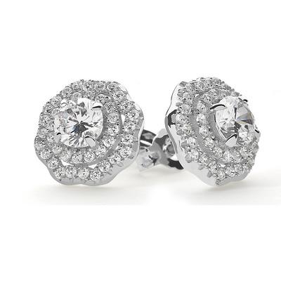 ear-rings woman jewellery Ambrosia Ambrosia Argento AAO 119