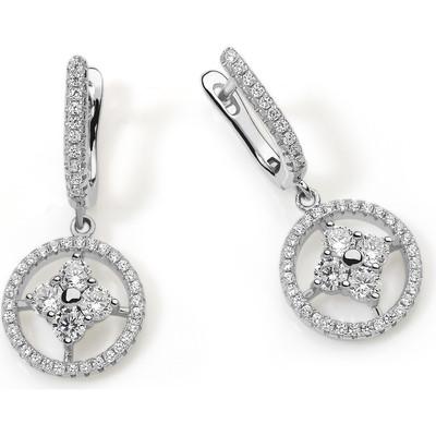 ear-rings woman jewellery Ambrosia Ambrosia Argento AAO 120