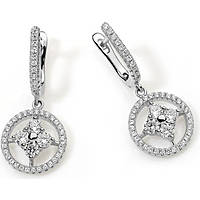 ear-rings woman jewellery Ambrosia Ambrosia Argento AAO 120