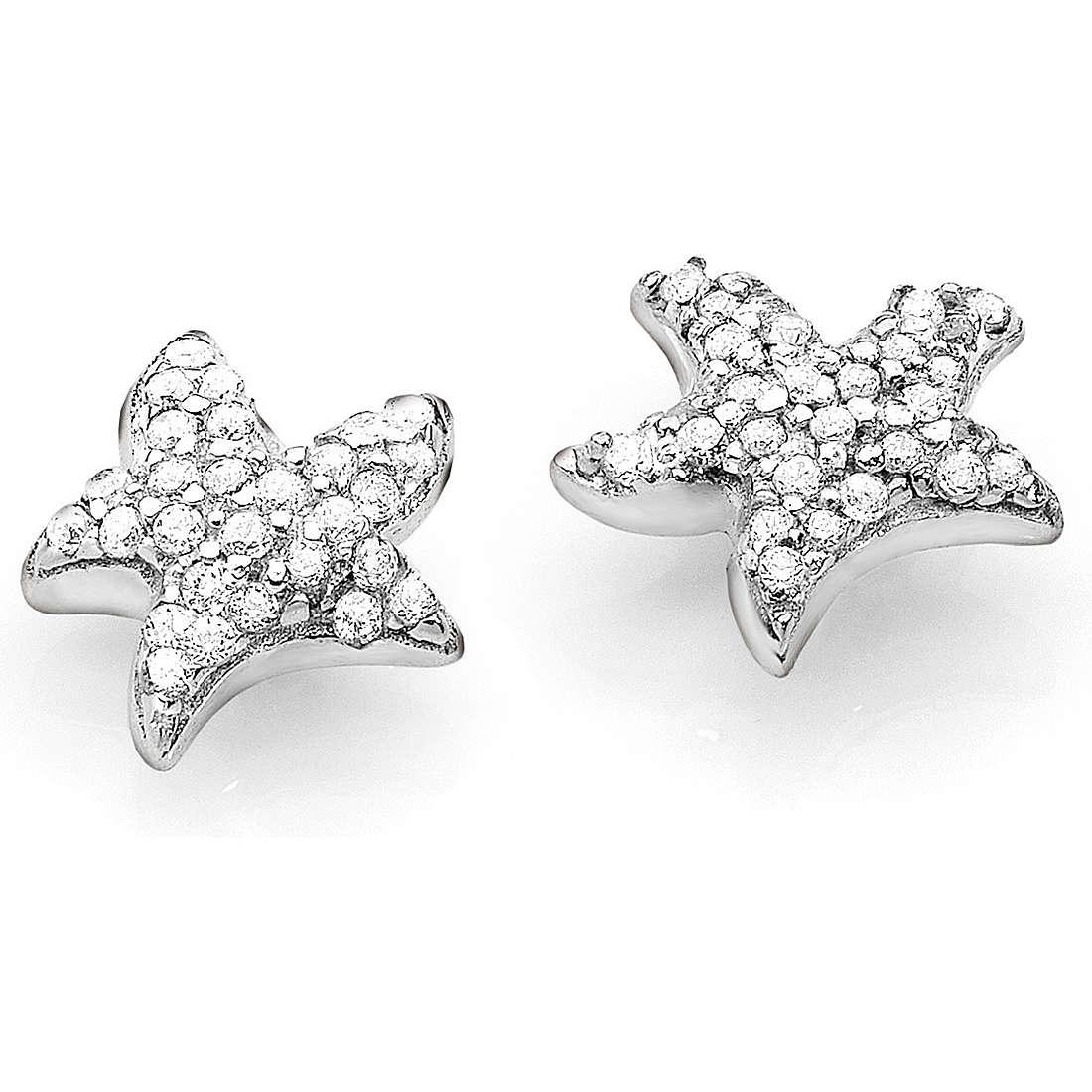 ear-rings woman jewellery Ambrosia AOZ 090