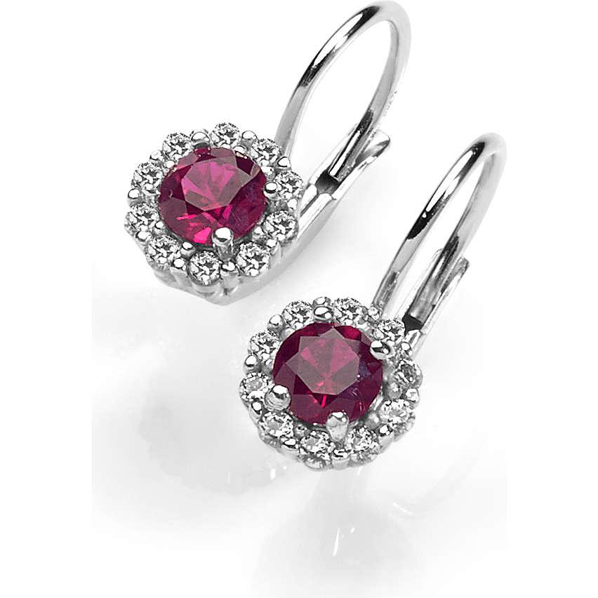 ear-rings woman jewellery Ambrosia AOZ 140