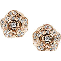 ear-rings woman jewellery Ambrosia Boho AAO 126