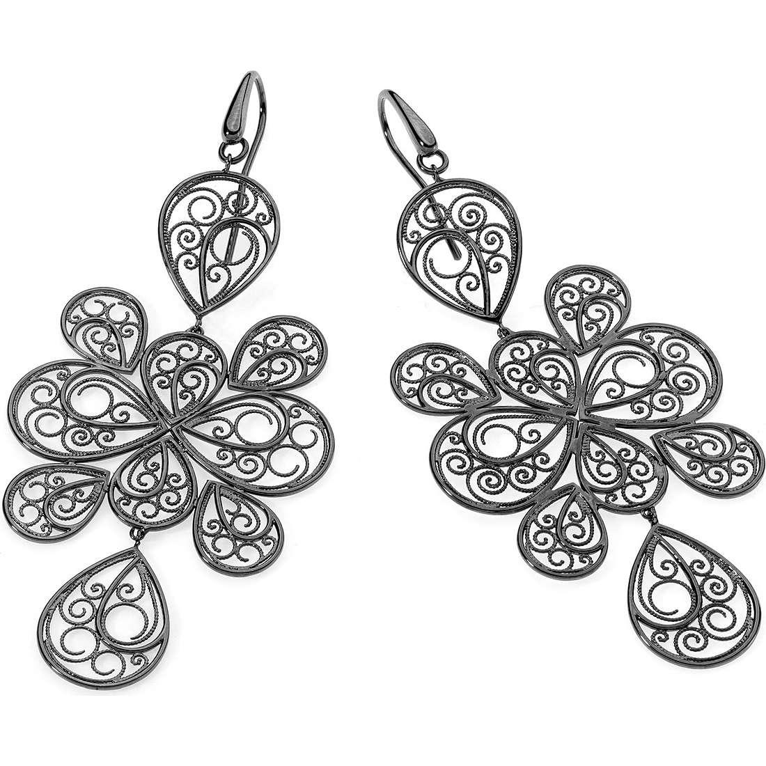 ear-rings woman jewellery Ambrosia Bronzo ABO 006