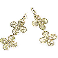ear-rings woman jewellery Ambrosia Bronzo ABO 007