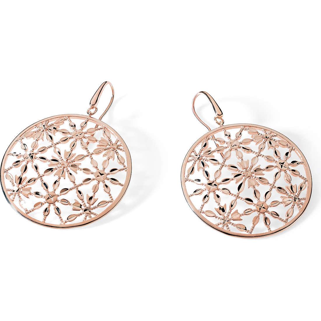 ear-rings woman jewellery Ambrosia Bronzo ABO 012