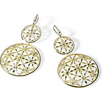 ear-rings woman jewellery Ambrosia Bronzo ABO 014