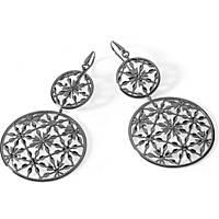 ear-rings woman jewellery Ambrosia Bronzo ABO 016