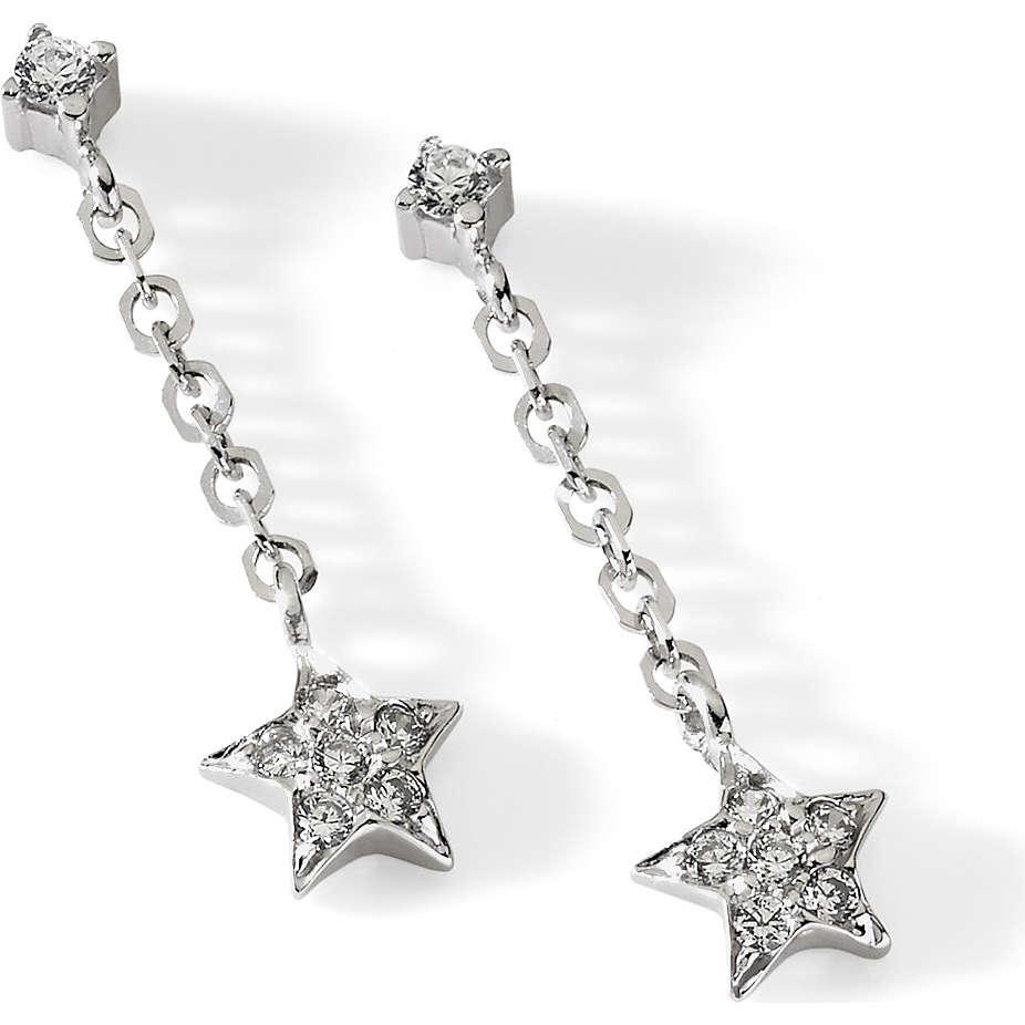 ear-rings woman jewellery Ambrosia Evergreen AOZ 183