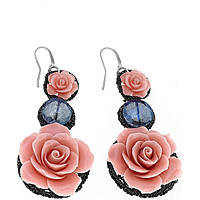 ear-rings woman jewellery Ambrosia Rose ABO 037
