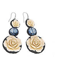 ear-rings woman jewellery Ambrosia Rose ABO 038