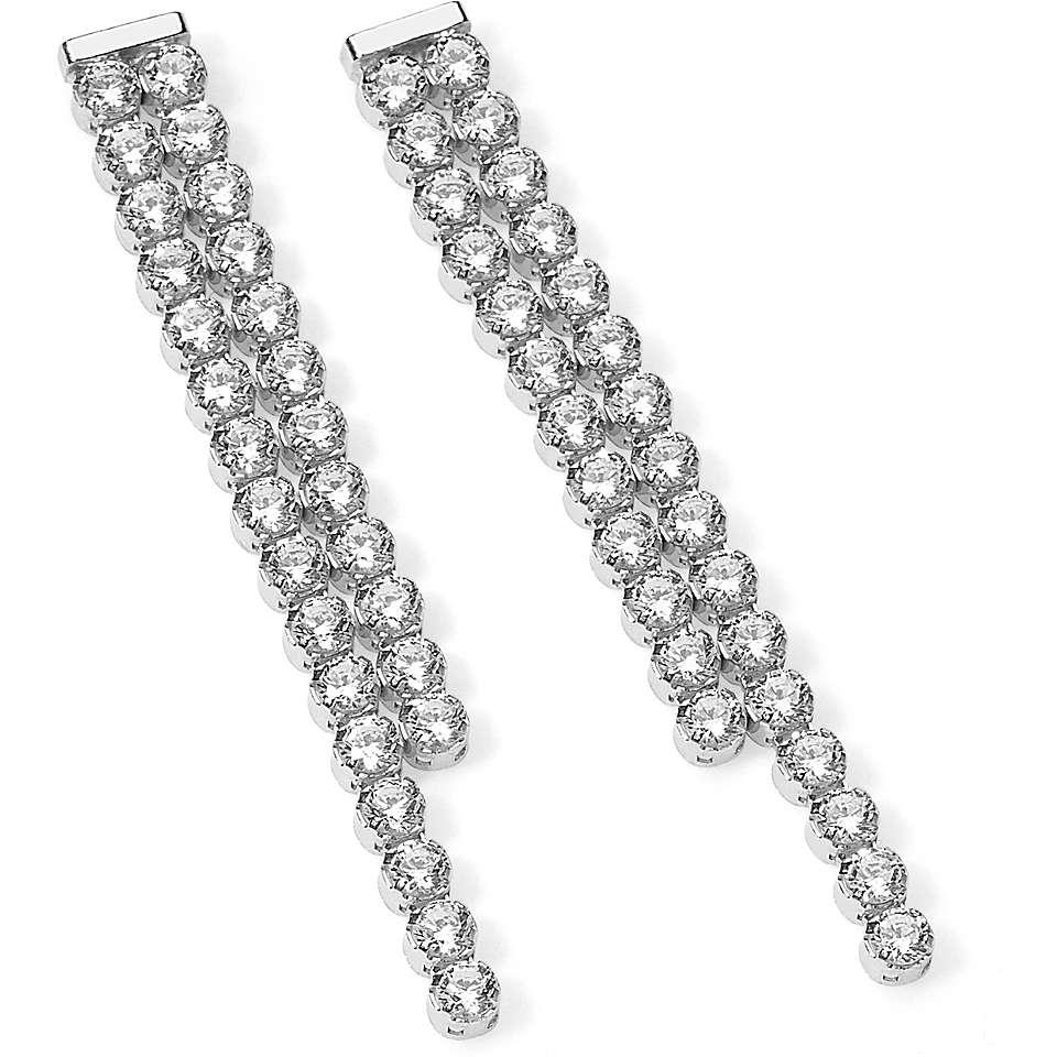ear-rings woman jewellery Ambrosia Rows AAO 111