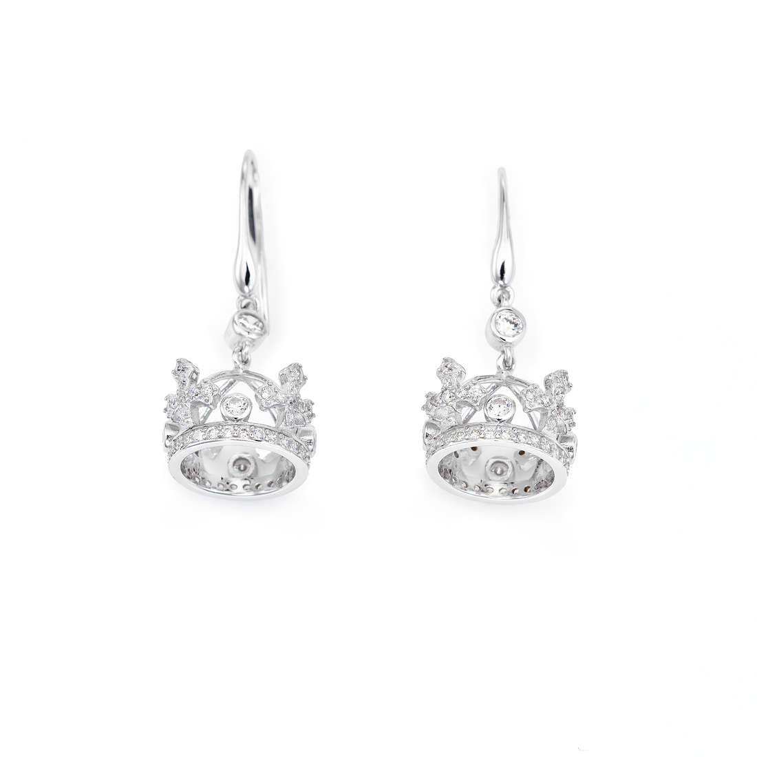 ear-rings woman jewellery Amen Corone EC1