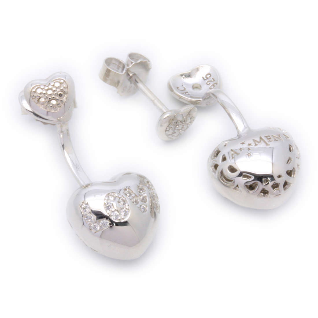 ear-rings woman jewellery Amen ELO