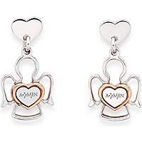 ear-rings woman jewellery Amen ORAN