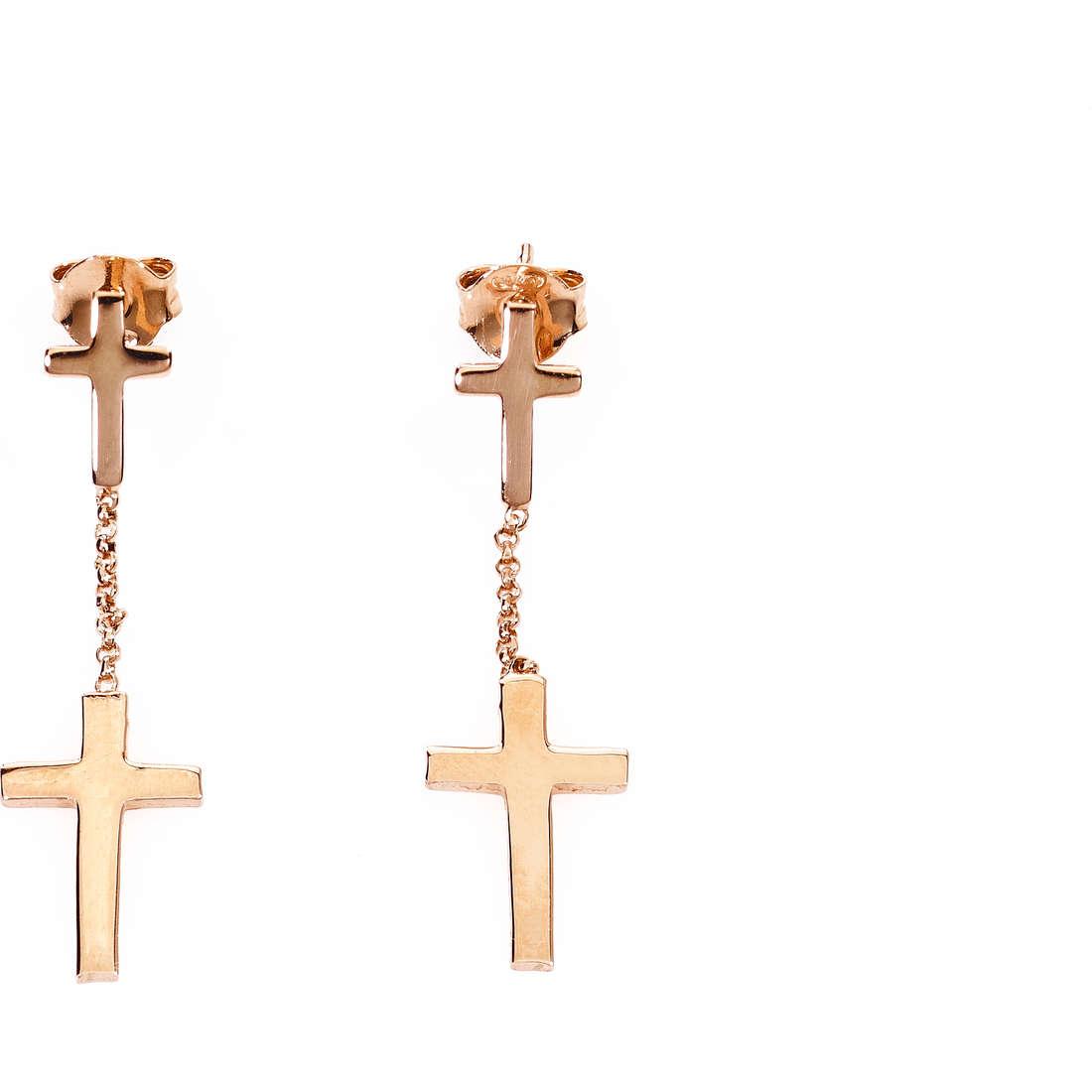 ear-rings woman jewellery Amen ORCR