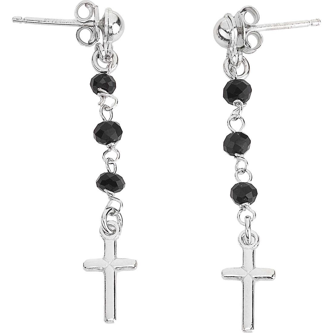 ear-rings woman jewellery Amen OROBN1