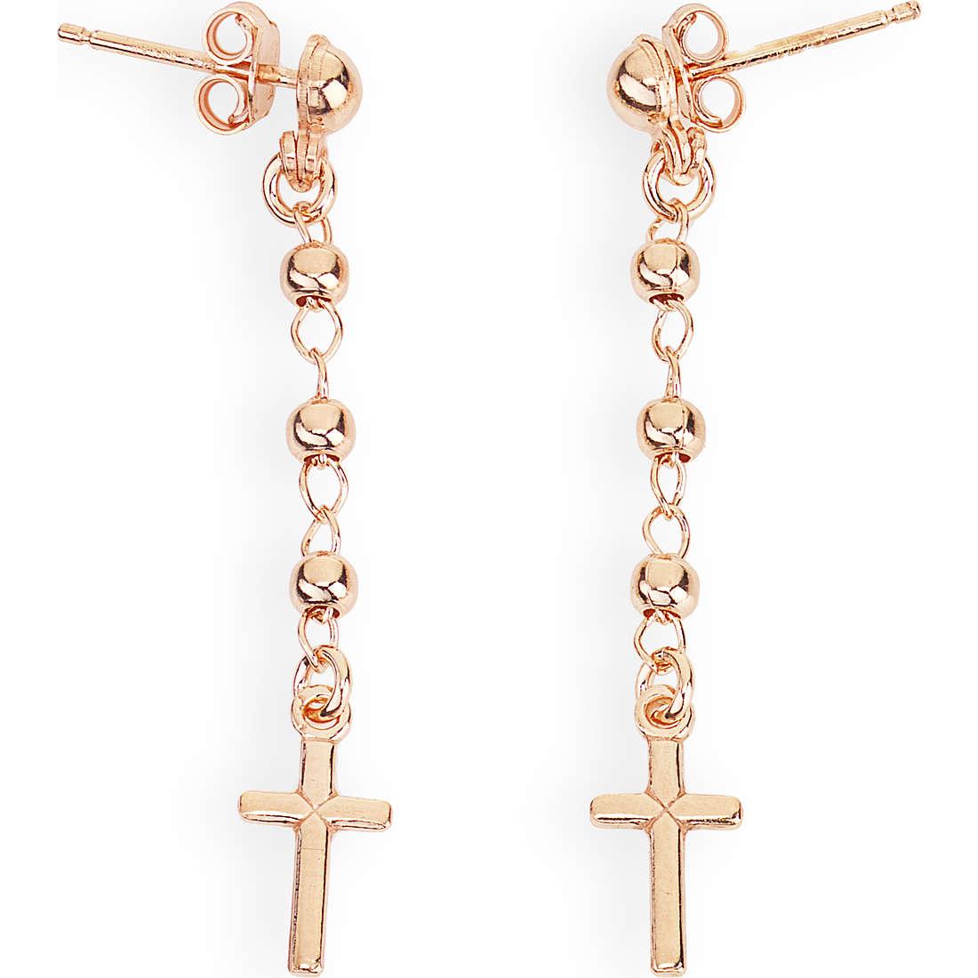 ear-rings woman jewellery Amen OROR1