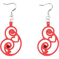 ear-rings woman jewellery Batucada Passion BTC13-01-03-01RO