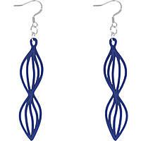 ear-rings woman jewellery Batucada Waves BTC16-09-03-02BL