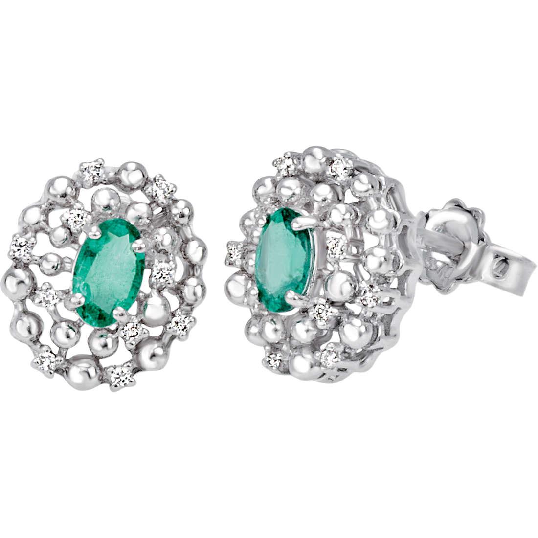 ear-rings woman jewellery Bliss Champagne 20070091