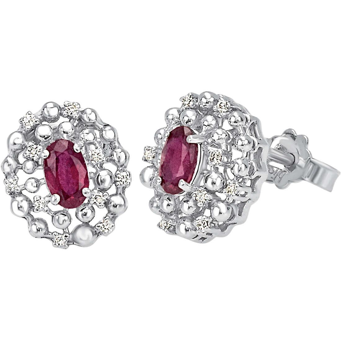 ear-rings woman jewellery Bliss Champagne 20070092