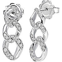 ear-rings woman jewellery Bliss Intreccio 20070743