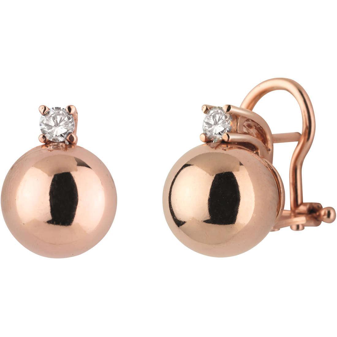 ear-rings woman jewellery Bliss Pinky 20071474