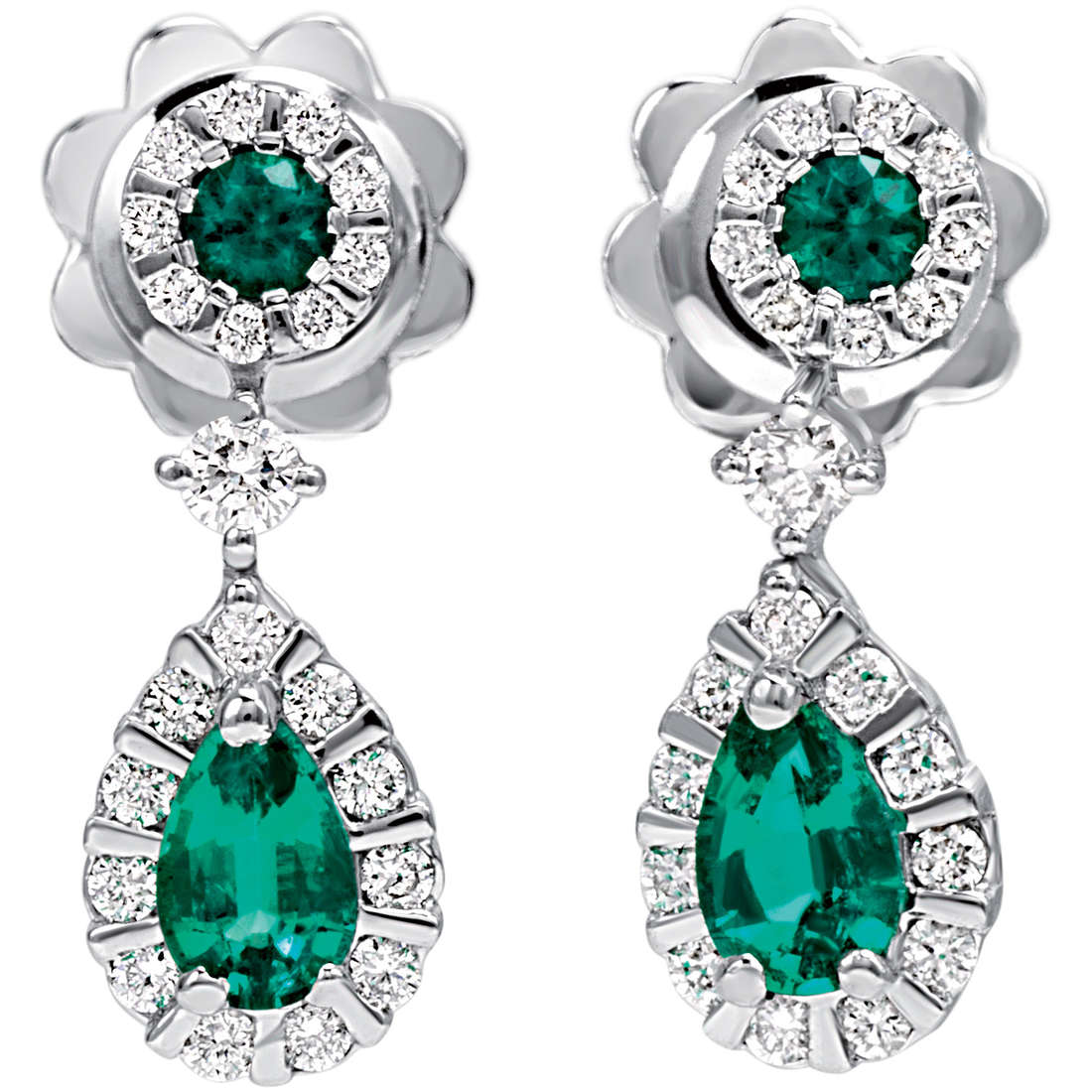 ear-rings woman jewellery Bliss Prestige Selection 20069596