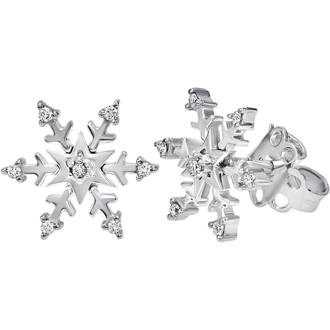ear-rings woman jewellery Bliss Winter Time 20070745