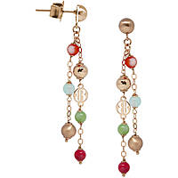 ear-rings woman jewellery Boccadamo Gemma XOR351RS