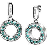 ear-rings woman jewellery Breil Breilogy Torsion TJ1736