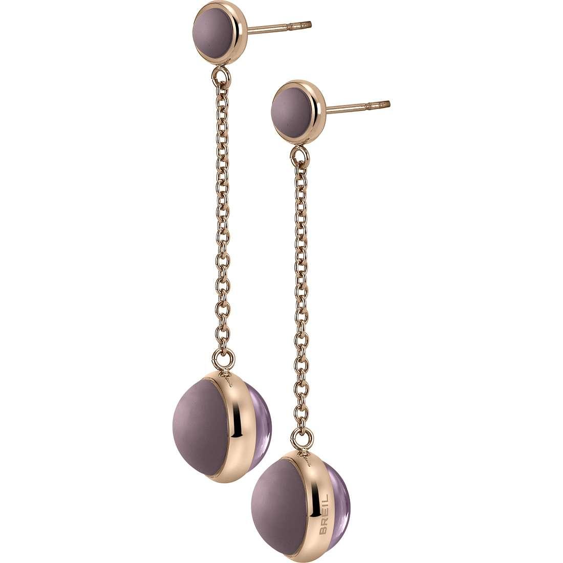 ear-rings woman jewellery Breil Glassy TJ1740