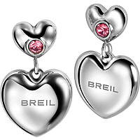 ear-rings woman jewellery Breil Love Around TJ1704
