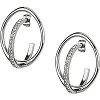 ear-rings woman jewellery Breil Mezzanotte TJ1900
