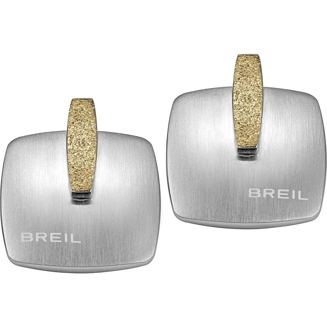 ear-rings woman jewellery Breil New Blast TJ1612