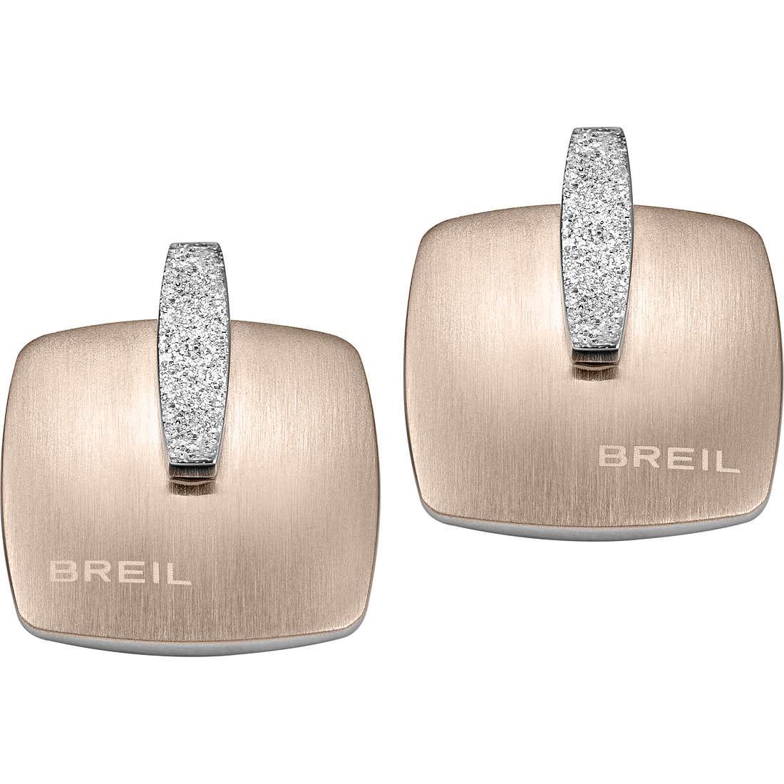 ear-rings woman jewellery Breil New Blast TJ1614