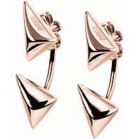 ear-rings woman jewellery Breil Rockers TJ2575