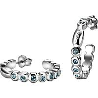 ear-rings woman jewellery Breil Rolling Diamonts TJ1573