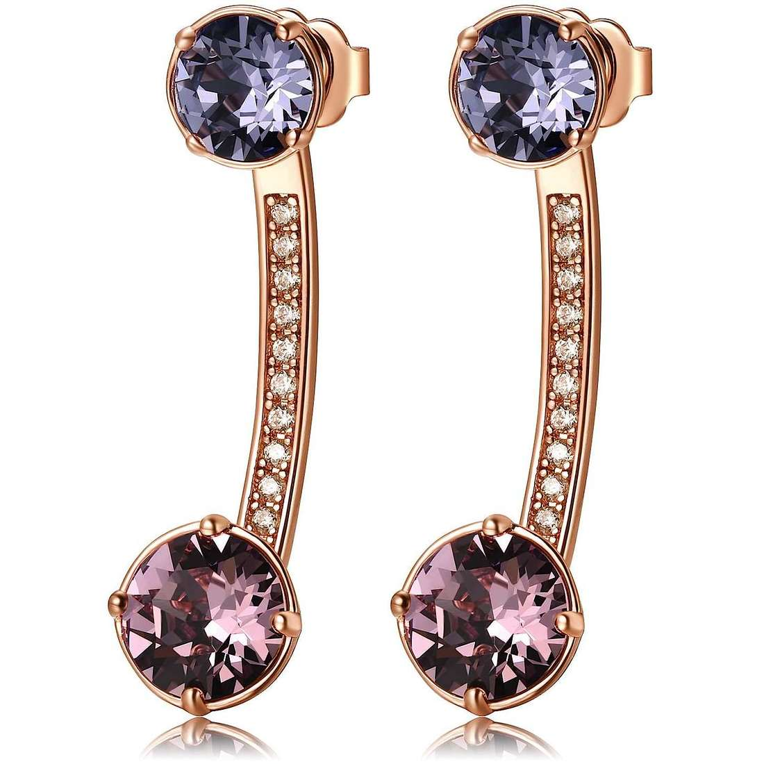ear-rings woman jewellery Brosway Affinity BFF25