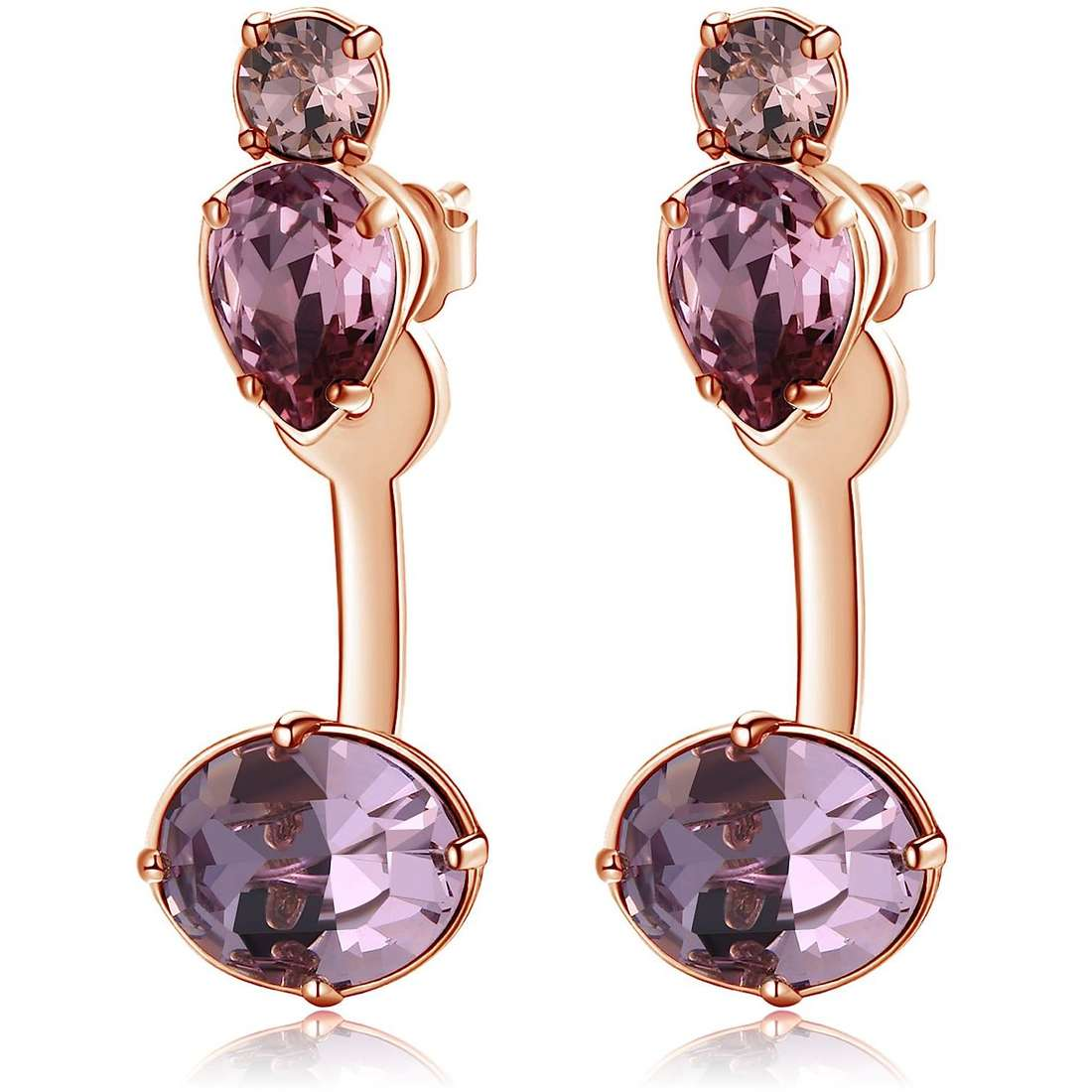 ear-rings woman jewellery Brosway Affinity BFF26