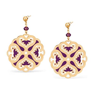 ear-rings woman jewellery Brosway CHIMERA BKM23