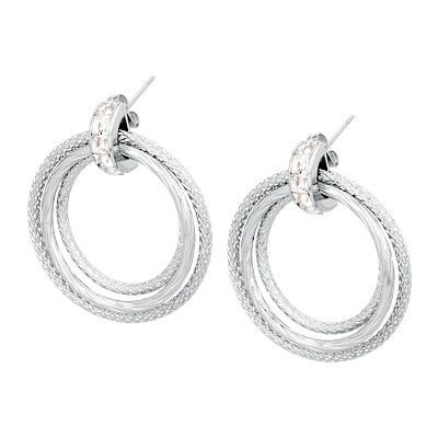 ear-rings woman jewellery Brosway FALLING STAR BFG21