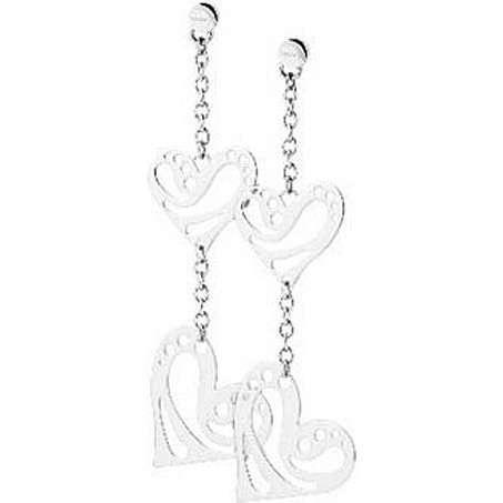 ear-rings woman jewellery Brosway Fantasy BFS21