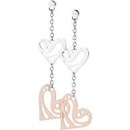 ear-rings woman jewellery Brosway Fantasy BFS22