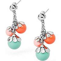 ear-rings woman jewellery Brosway Fleur BFE21