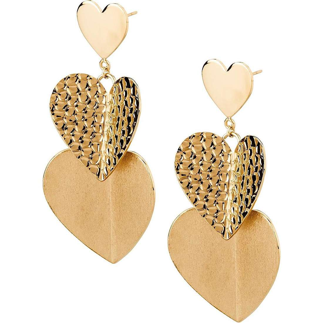 ear-rings woman jewellery Brosway Heart Beat BHB21