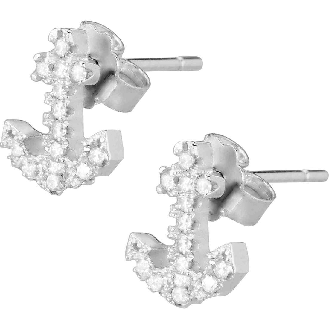 ear-rings woman jewellery Brosway Icons G9IS24